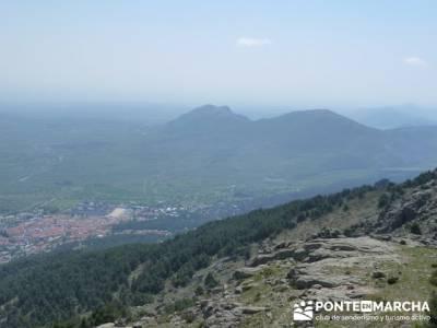 Cuerda de Cuelgamuros - Senderismo Ávila - Ruta Madrid; gente para viajar